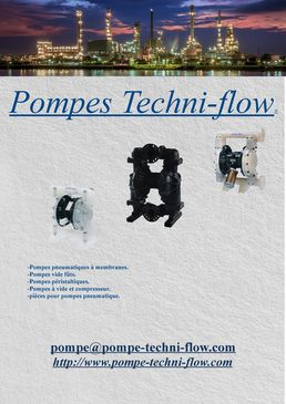 Pompe Techni-flow