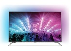 Téléviseur Philips 75'' Ambilight 3 LED ultra plat UHD