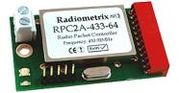 "Modem radio Packet ""RPC2A-433-64"""