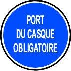 pictogramme port du casque obligatoire texte contact roll co. Black Bedroom Furniture Sets. Home Design Ideas