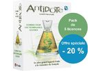 logiciel antidote 8 - licence 5 postes - tarif education