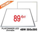 Dalle LED 600*600 48W Dimmable