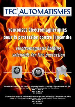 T l chargement gamme de ventouses lectromagn tiques pour - Porte coupe feu algerie ...