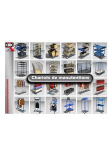 Chariots de manutention CMC