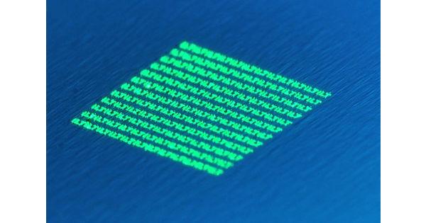 [Vidéo] Un laser capable de percer 12 000 microtrous par seconde