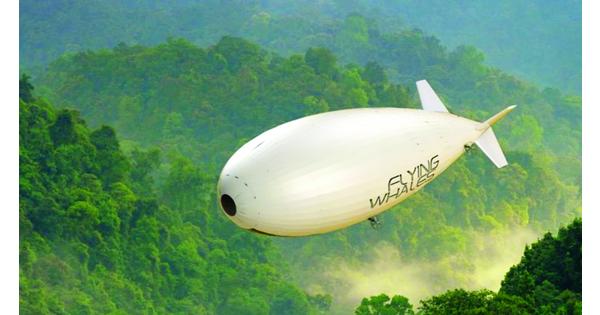 La Gironde prête pour Flying Whales