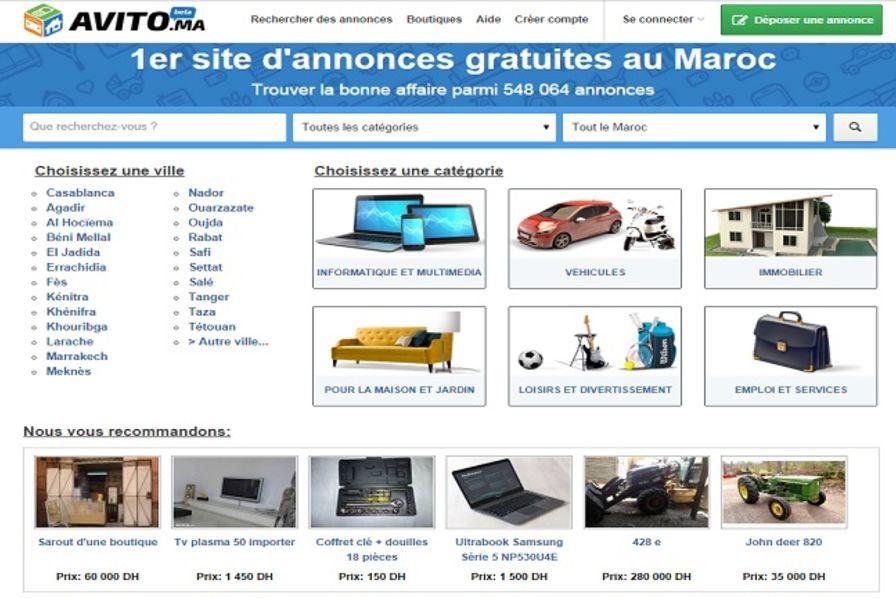 2dc31c7633cda4 Comment l éditeur de leboncoin.fr veut convertir les marocains aux petites  annonces en