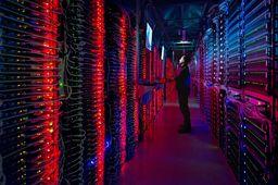 Spécialiste de l'hébergement de données sur internet, OVH construit ses propres serveurs dans une nouvelle usine à Croix