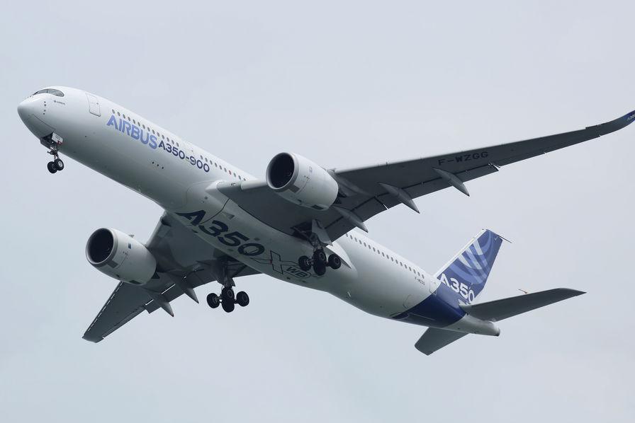 Lufthansa commande 20 long-courriers A350-900 et autant de B787-9