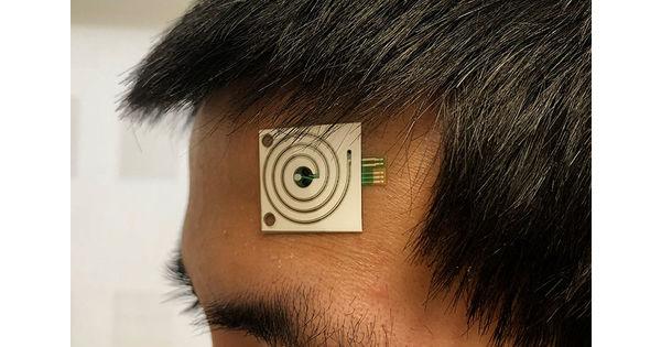 Des chercheurs ont développé des patches pour analyser la transpiration des patients et déterminer leur état de fatigue, de déshydratation et,... - e-santé