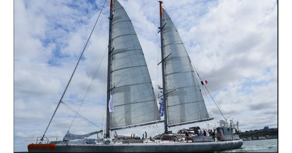 [Des bateaux pas comme les autres] Tara, le laboratoire scientifique flottant made in France
