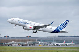 Airbus livrera 30 A320 au singapourien BOC Aviation