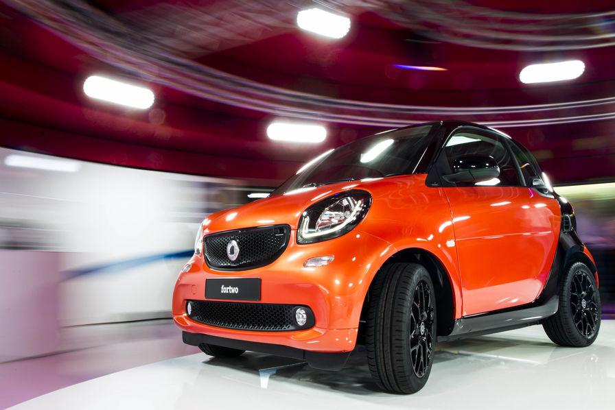 Daimler va arrêter de produire des Smart en France