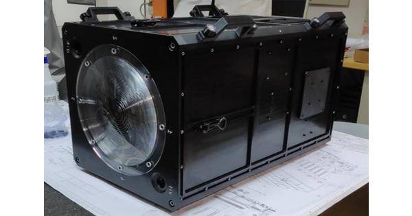 Mais que vient faire L'Oréal dans l'élaboration d'un télescope envoyé sur l'ISS ?