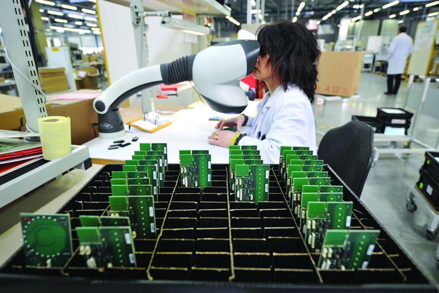 La sous-traitance industrielle retrouve la croissance