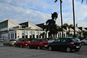 Vue sur l'usine Somaca de Renault à Casablanca