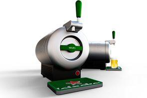 Heineken lance le nespresso de la bi re boissons - Machine a biere heineken ...