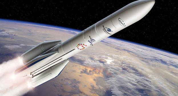 L'Europe spatiale veut revoir sa stratégie dans le domaine des lanceurs - L'Usine Nouvelle