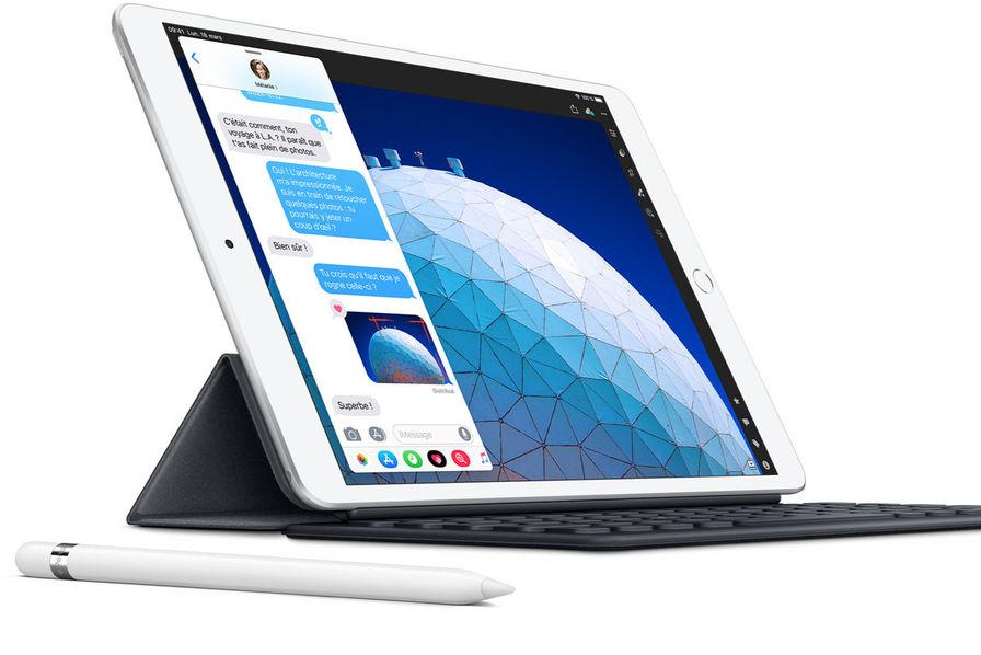 Apple lance de nouvelles tablettes iPad