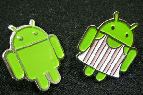 Pin's Android Google