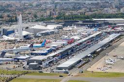 Du Bourget Un Nouveau Round Match Airbus Boeing