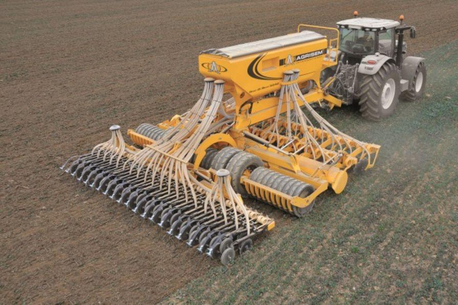 Le fabricant de machines agricoles agrisem passe sous - Salon de l agriculture machine agricole ...