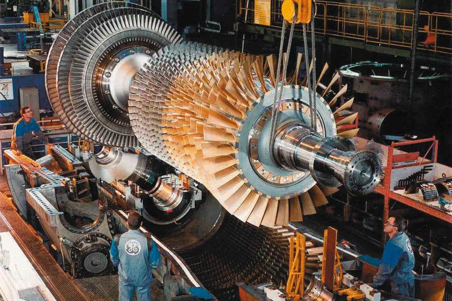 UsineNouvelle: Le plan des salariés de GE Belfort pour faire entrer General Electric dans l'ère hydrogène