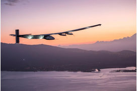 Le Solar Impulse 2 reprend son tour du monde en décollant de Hawaï