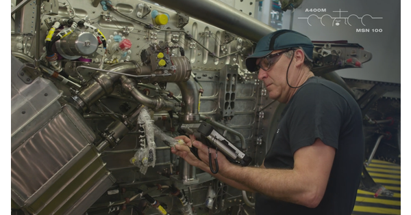 [Vidéo] Dans les coulisses de la fabrication de l'A400M : à Séville, travail en équipe