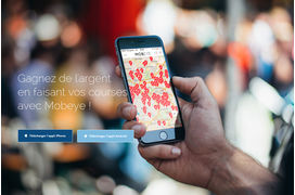 Mobeye lève 1,2 million d'euros pour développer son application de crowdsourcing