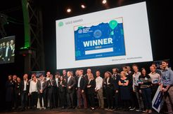 Voici les 10 gagnants de l'European Startup Prize for mobility 2019