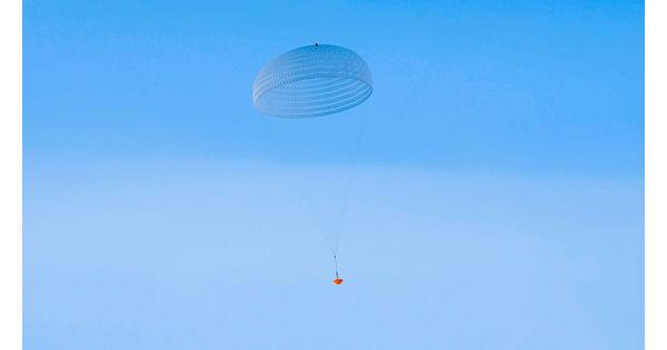 [ExoMars 2020] Une anomalie liée aux parachutes préoccupe l'Agence spatiale européenne