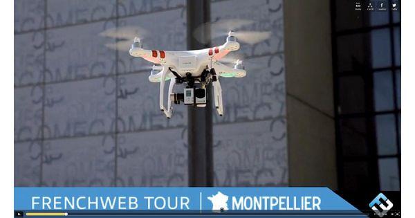 Un drone pour le bilan thermique