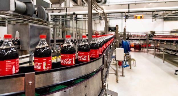 [En 2021, Coca-Cola retrouve des couleurs] - Usine Nouvelle
