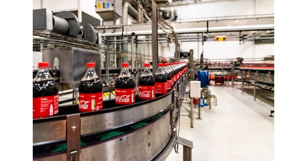 """La supply chain du futur passe par plus de digitalisation"", selon Eric Desbonnets de Coca-Cola European Partners (CCEP)"