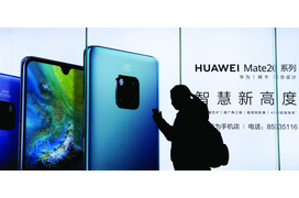 Huawei poursuit son ascension