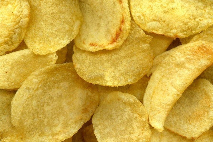 Les habitants privés de chips — Japon
