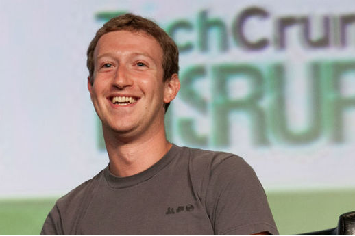 Passion, long terme, risque, équipe et tee-shirt gris... L'innovation vue par Mark Zuckerberg