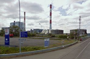 Centrale Thermique EDF de Cordemais
