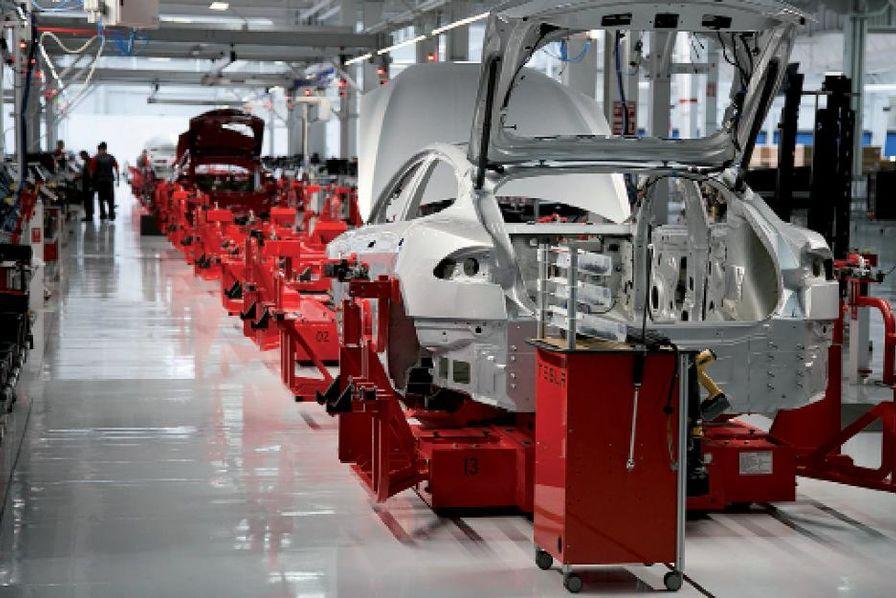 Tesla installera une usine en Chine