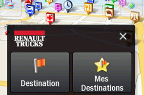 renault truck Android