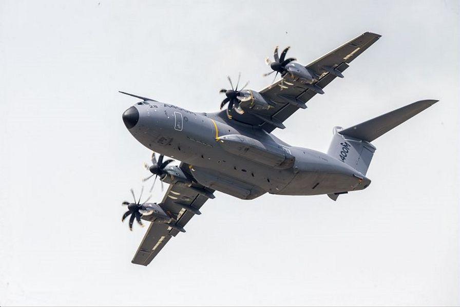 100 000 heures de vol au compteur pour l'A400M, l'avion militaire couteau suisse d'Airbus 000764690_896x598_c