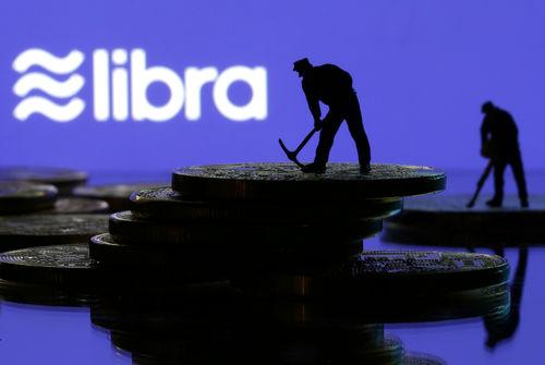 Facebook ne peut aujourd'hui lancer sa monnaie Libra en Europe dit Le Maire