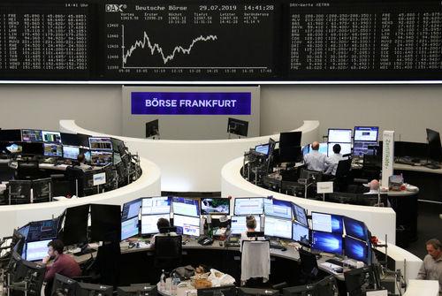 Les Bourses en Europe attendent la Fed dans le désordre