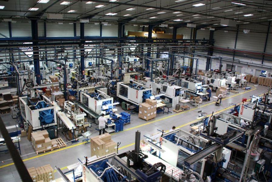 Le groupe rdp agrandi l usine vape plast quotidien des usines - Usine de meuble au portugal ...