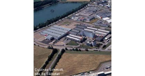 Cuisines schmidt veut jouer dans la cour des grands quotidien des usines - Cuisine schmidt selestat ...