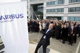 EADS devient Airbus Group