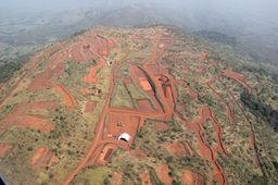 Mine de fer de Simandou, Guinée