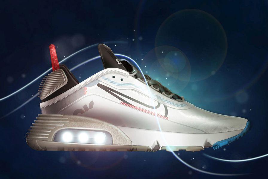 En images] Nike dévoile sa basket du futur, l'Air Max 2090