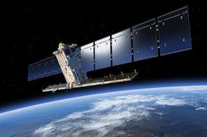 Le satellite d'étude de l'Environnement Sentinel-1A (programme Copernicus)